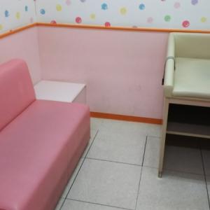 ゆめタウン高松(2階)の授乳室・オムツ替え台情報 画像5