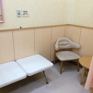 授乳室外側2つは共用スペースです。