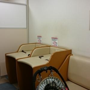 つくばクレオスクエア(1階 赤ちゃん休憩室)の授乳室・オムツ替え台情報 画像4