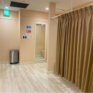 玉川高島屋S・C(本館5階 ベビー休憩室)の授乳室・オムツ替え台情報 画像7