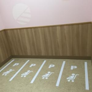 イオンタウンユーカリが丘(東館 2階)の授乳室・オムツ替え台情報 画像9