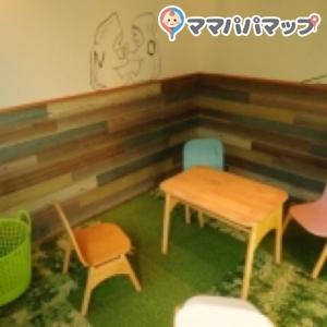 カフェトライノサンドイッの授乳室・オムツ替え台情報 画像2