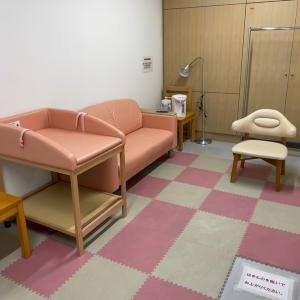 北沢タウンホール(3F)の授乳室・オムツ替え台情報 画像4