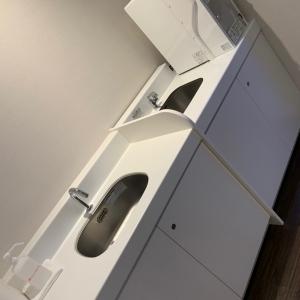 手洗い場&給湯機