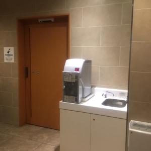 銀座三越(10F ベビー休憩室)の授乳室・オムツ替え台情報 画像4