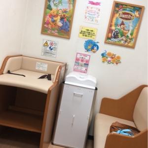 山陽自動車道 福山SA下り線(1F)の授乳室・オムツ替え台情報 画像5