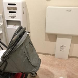 京橋エドグラン(B1)の授乳室・オムツ替え台情報 画像7