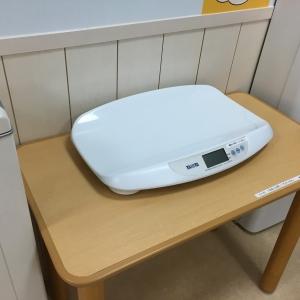 体重計ありましたー!