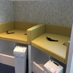 エンクロス(1F)の授乳室・オムツ替え台情報 画像5