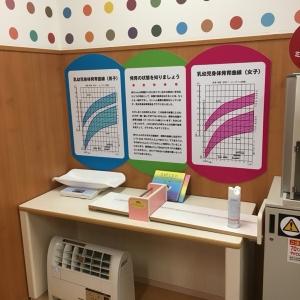 イオン貝塚店(2F)の授乳室・オムツ替え台情報 画像4