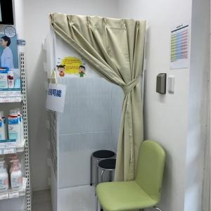 簡易授乳室