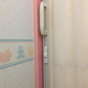授乳室簡易ですが鍵もかかります
