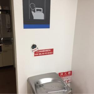 授乳室の隣のシンクは使っていいそうです。