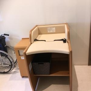 MIRAIZA OSAKA-JO(1F)の授乳室・オムツ替え台情報 画像6