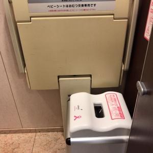 シナガワグース(2F)の授乳室・オムツ替え台情報 画像5