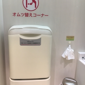 Luz湘南辻堂(2F)の授乳室・オムツ替え台情報 画像6