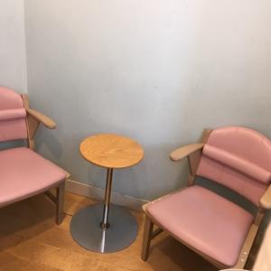 2人座れる個室授乳室