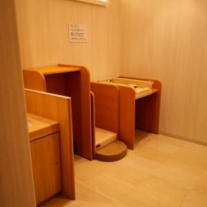 渋谷スクランブルスクエア(13F)の授乳室・オムツ替え台情報 画像4