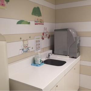 海老名SA(下り線)(1F)の授乳室・オムツ替え台情報 画像9