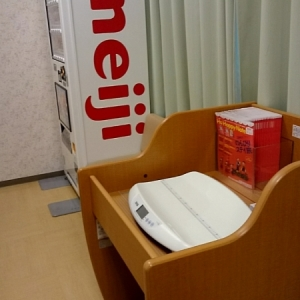 高松三越(本館6F)の授乳室・オムツ替え台情報 画像18