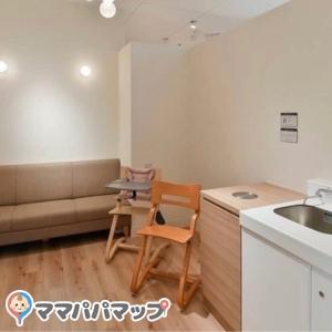 宮崎山形屋(本館6階)の授乳室・オムツ替え台情報 画像5