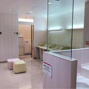 キラリナ京王吉祥寺(6階)の授乳室・オムツ替え台情報 画像9