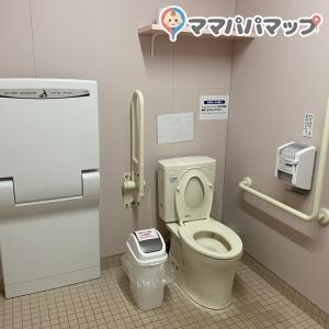 西松屋 ライフガーデンみどりの店のオムツ替え台情報 画像1