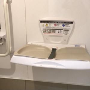 ファミリーマート 薬ヒグチ鍋横店(1F)のオムツ替え台情報 画像3