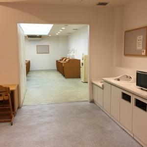 ヴィーナスフォート(1F)の授乳室・オムツ替え台情報 画像3