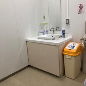 ビックカメラ 赤坂見附店(7F)の授乳室・オムツ替え台情報 画像3