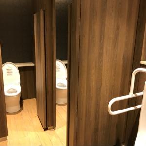日比谷シャンテ(B2F 男性トイレ)のオムツ替え台情報 画像1