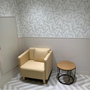 授乳室内 個室