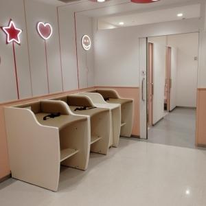HEP FIVE(ヘップファイブ)(4F)の授乳室・オムツ替え台情報 画像5