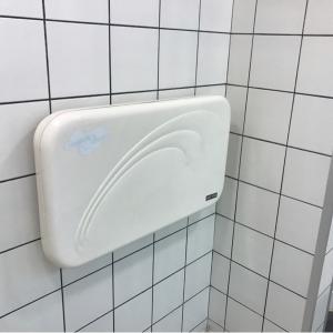 東急ハンズ渋谷店(7F)のオムツ替え台情報 画像2