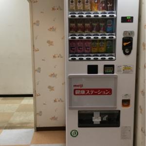 現在オムツの自販機はないです。