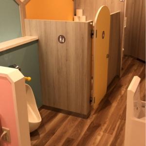 コピス吉祥寺店(5F)の授乳室・オムツ替え台情報 画像3
