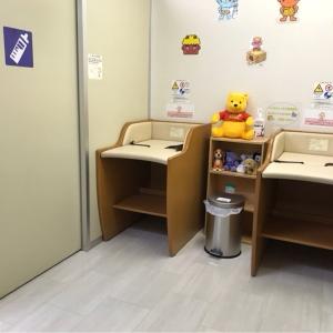 恵那峡SA(下り線)(1F)の授乳室・オムツ替え台情報 画像10