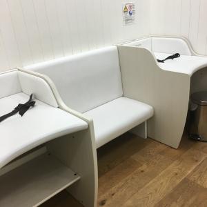 ユニクロ銀座店(7F)の授乳室・オムツ替え台情報 画像18