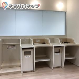 ららぽーと名古屋みなとアクルス(3F LaLa Kitchen(フードコート)横)の授乳室・オムツ替え台情報 画像4