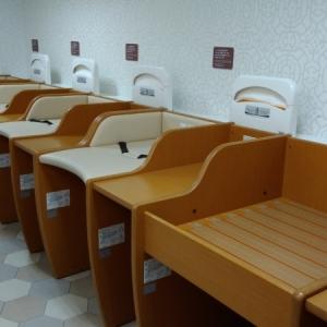 京都タカシマヤ(5階 ベビーサロン)の授乳室・オムツ替え台情報 画像7