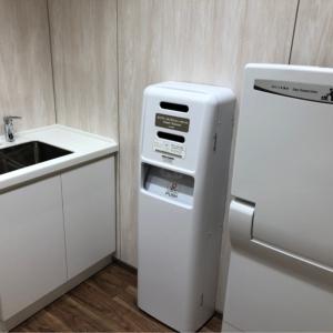 スカイプロムナード(42階)の授乳室・オムツ替え台情報 画像2