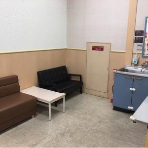 イオン長浜店(2F)の授乳室・オムツ替え台情報 画像4