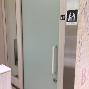 子供用トイレも併設