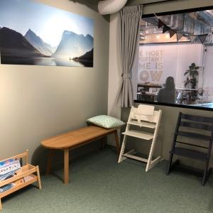 永田町Grid(6F)の授乳室・オムツ替え台情報 画像3