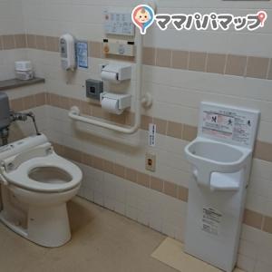 ヨークベニマル 遠見塚店(1F)のオムツ替え台情報 画像5