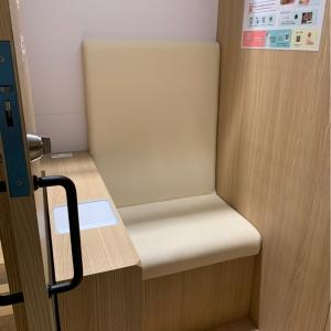 なんばマルイ(6F)の授乳室・オムツ替え台情報 画像1