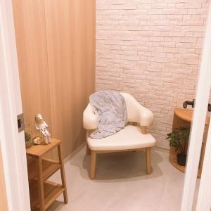 授乳室(女性トイレ内)