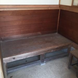 和舟乗り場授乳室の中