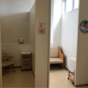 広川SA 下り(1F)の授乳室・オムツ替え台情報 画像10