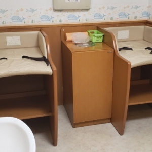 マリノアシティ福岡アウトレットⅡ棟(2F)TEMPUR近く(2F)の授乳室・オムツ替え台情報 画像1